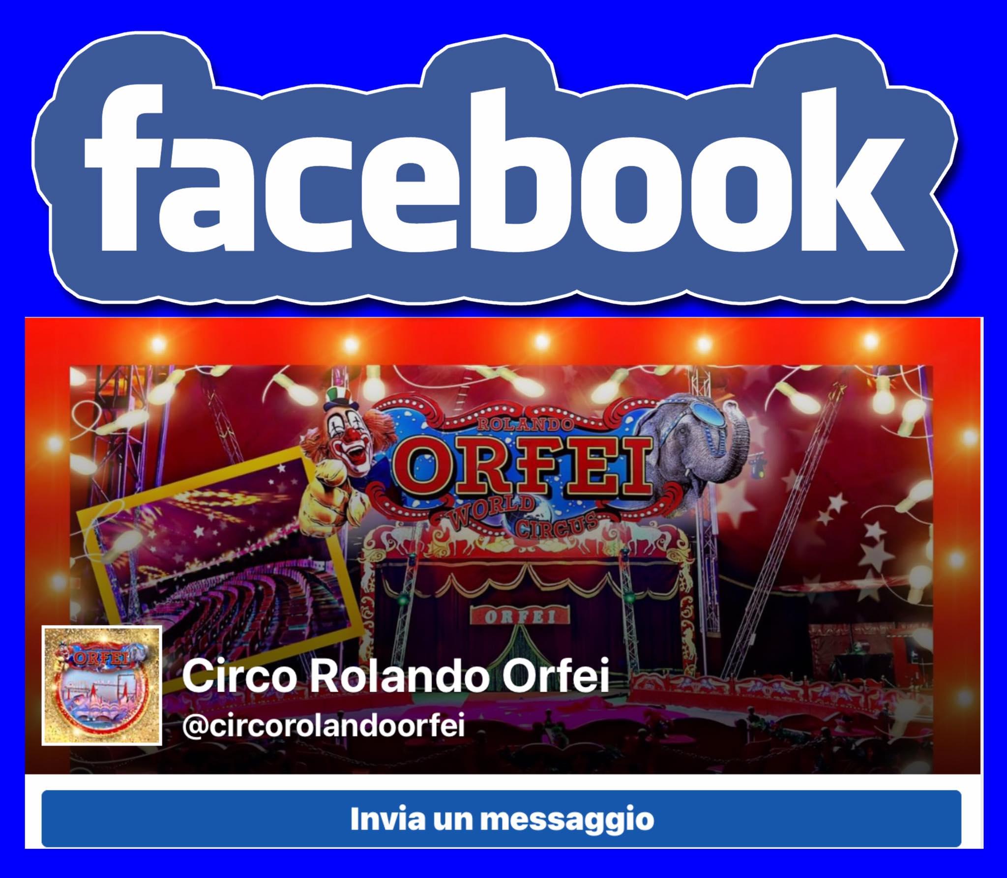 Circo Rolando Orfei Facebook